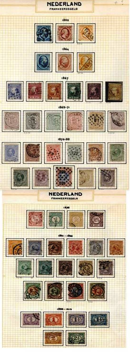 Lot#134: 1852 - 1997 COLLECTION IN ALBUM - FEW LOW VALUES MISSING  (Prox. Oferta Mínima: 1320)