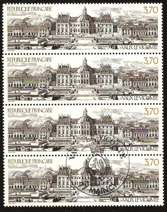 Lot#130: 2156 STRIP OF 4 WITH FIRST DAY CACHET ON TWO STAMPS  (Prox. Oferta Mínima: 2.25)