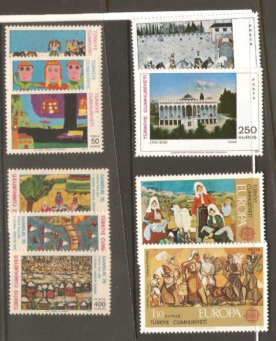 Lot#187: 1937 - 1938, 2000 - 02, 2204 - 05, 2028 - 2030 (Prox. Oferta Mínima: 4.25)